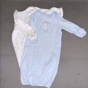 Little Me Infant Sleep Gowns
